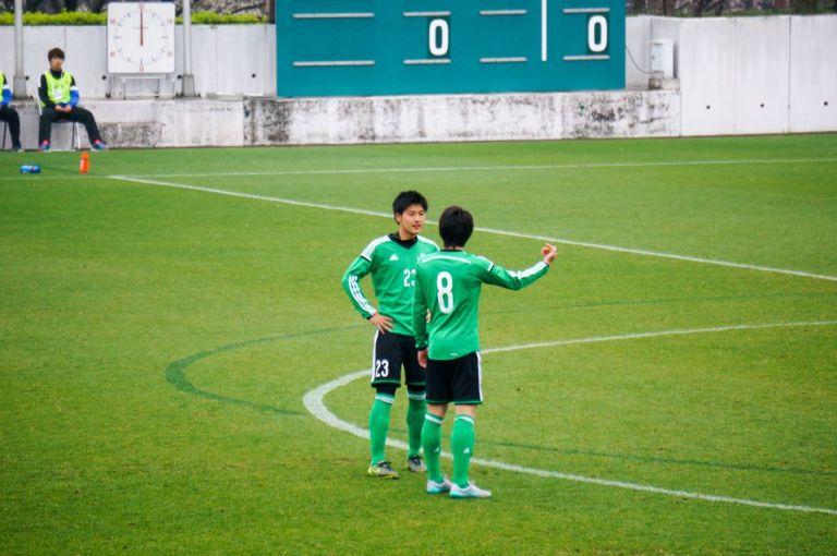岸晃司選手は一年生ながら開幕から先発
