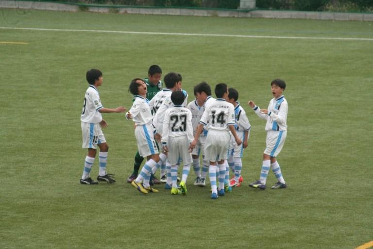 川崎フロンターレの選手たち
