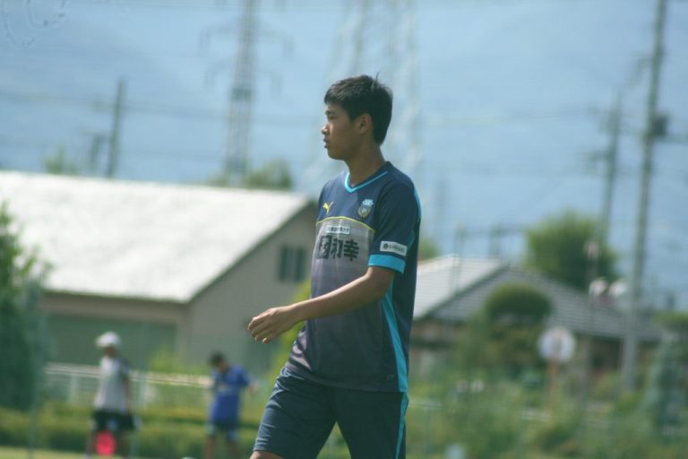 韓東焌選手
