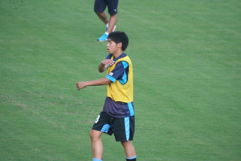 横田大祐選手