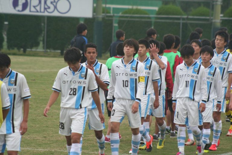 Jユースカップは2回戦で終わった
