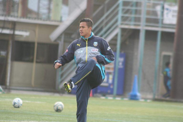 デューク・カルロス選手