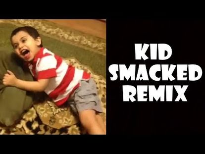 Kid Smacked By Fly Swatter Remix Compilation 00 00 2 56 Fri