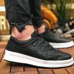 Men's Black Casual Shoes