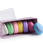 Macaroon Shape Scented Soap Gift Box