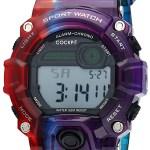 Men's Multi-color Sport Watch