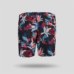 Men's Multi-color Swim Trunks