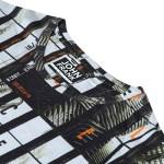 Digital Print Multi-color T-shirt