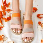Women's Multi-color Summer Sandals