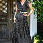 Women's Sequin Evening Dress