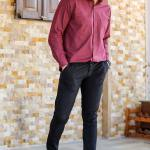Men's Black Classic Pants