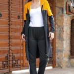 Women's Hooded Side Striped Sweat Suit
