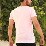 Printed Pink T-shirt