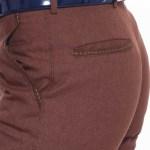 Men's Pocket Ginger Cotton Pants