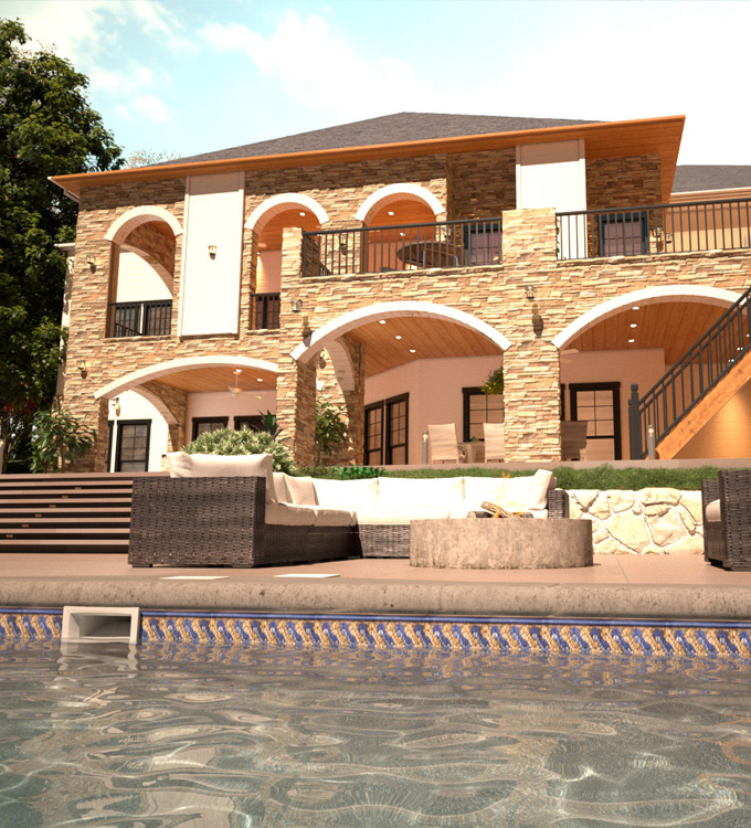 Contemporary Estate