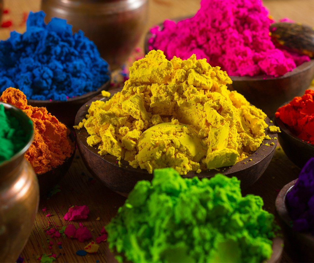 Image result for organic holi colours