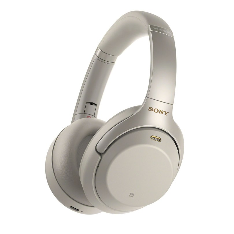 Sony WH-1000XM3 Bluetooth Over-ear hoofdtelefoon zilver