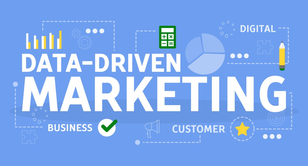 Data-driven Marketing, Marketing, Smart Marketing, Digital Marketing, Marketing Strategy