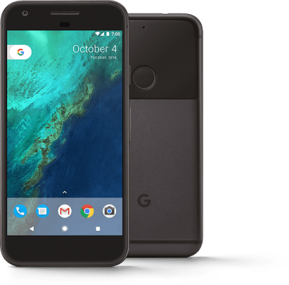 Google Pixel review - a new player or just a speck of colour? 2