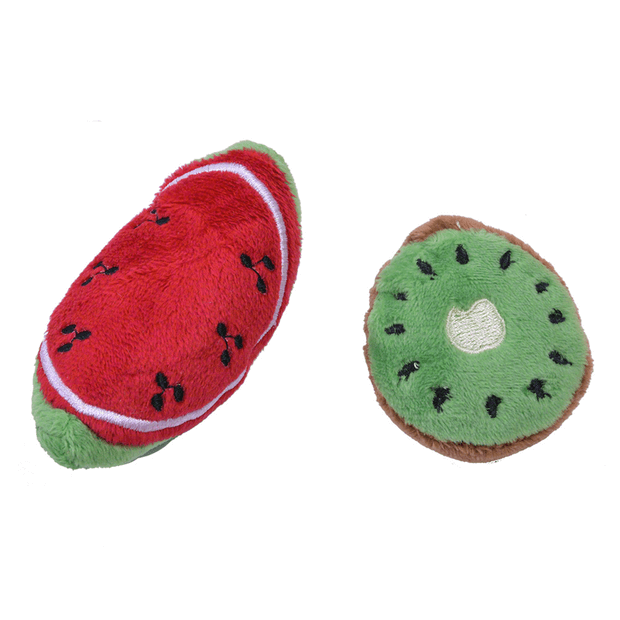 Petface Tropical Fruit Cat Toys