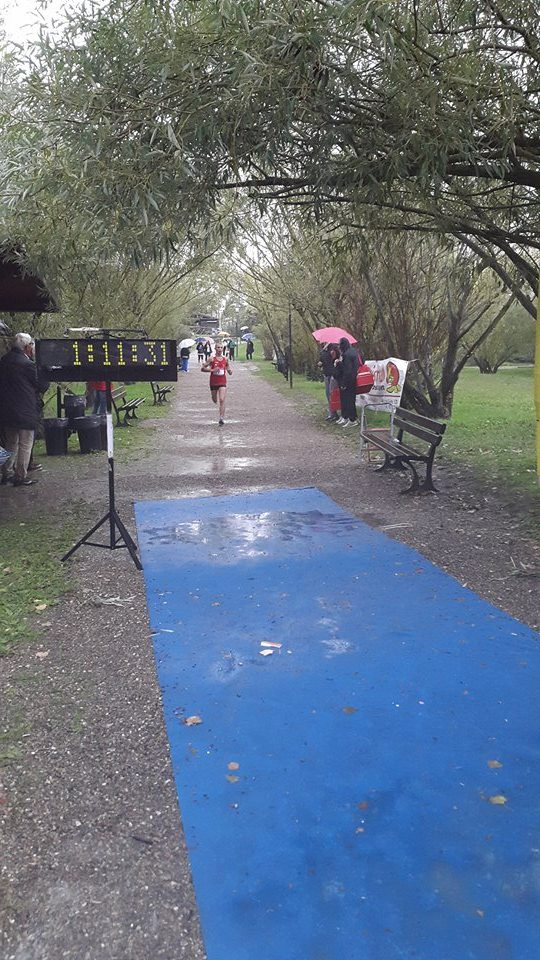 Gs Le Panche Castelquarto.Demie Marathon In Tanti Alla Partenza Vince Abdelillah Dakchoune