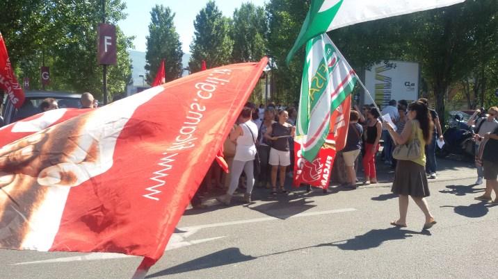 Ikea sciopero (5)