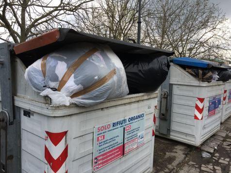 calenzano rifiuti 2
