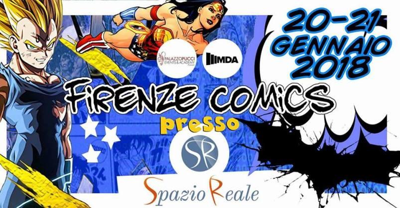 immagine Firenze Comics