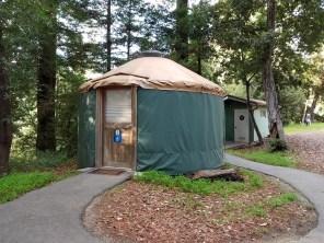The Yurt (outside)