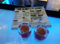@ The Ice Bar in London, UK