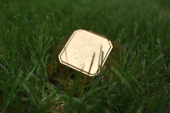 Škoda, že jen tak nerostou v trávě.
