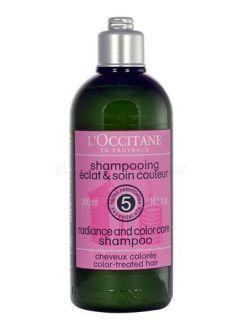 L´Occitane Radiance And Color Care Shampoo šampon na poškozené, barvené vlasy