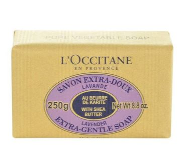 Tuhé mýdlo L´Occitane Lavande Extra-Gentle Soap