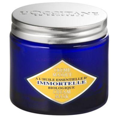 Denní krém na suchou pleť L´Occitane Immortelle Cream Mask