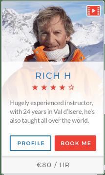 Rich H Instructor Chamonix