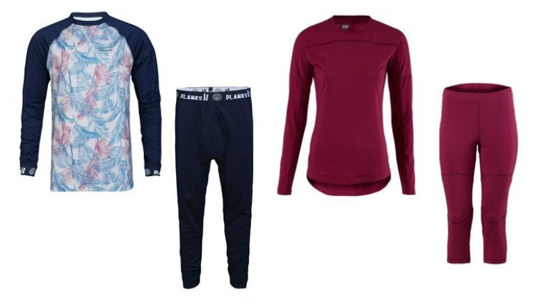 base layers for skiing - tops and bottoms