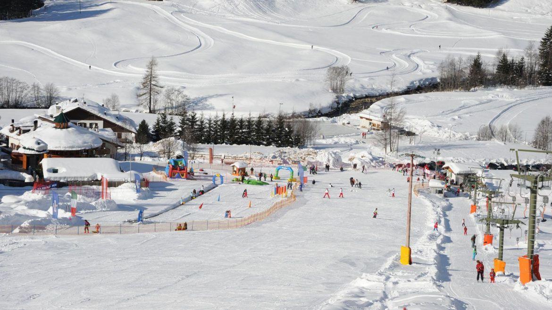 Folgardia beginners ski area