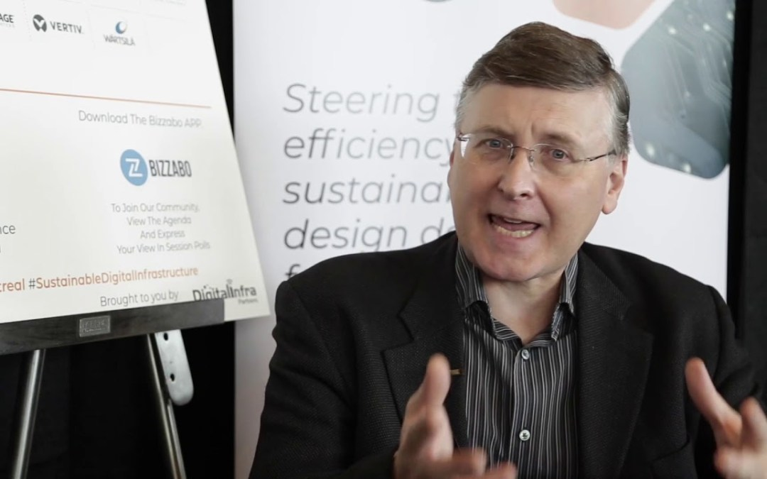 Derek Webster Speaks With Digital Infra Network