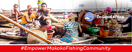 "Rich results when someone searches ""Makoko Fishing Community"" ""Empower Fishing"""