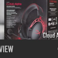 [REVIEW] Headset HyperX Cloud Alpha