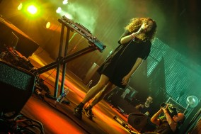 Empress Of @ Hype Hotel