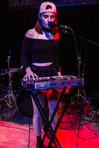 Negative Gemini at The Bowery Electric (Mondo.NYC)