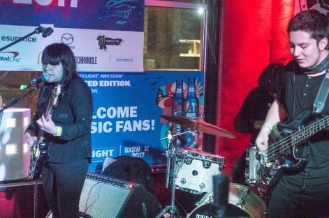 Sexores at Iron Bear Bar (SXSW)