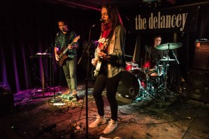 The Rungs at The Delancey (gg showcase)
