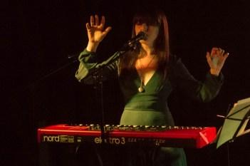 Jenny Judge at The Delancey (glamglare showcase)