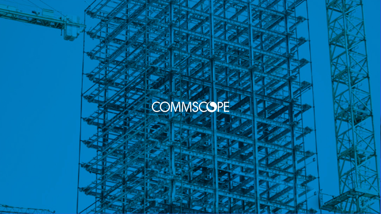 Commscope: The Road to ICT is on the Backbone Pathway