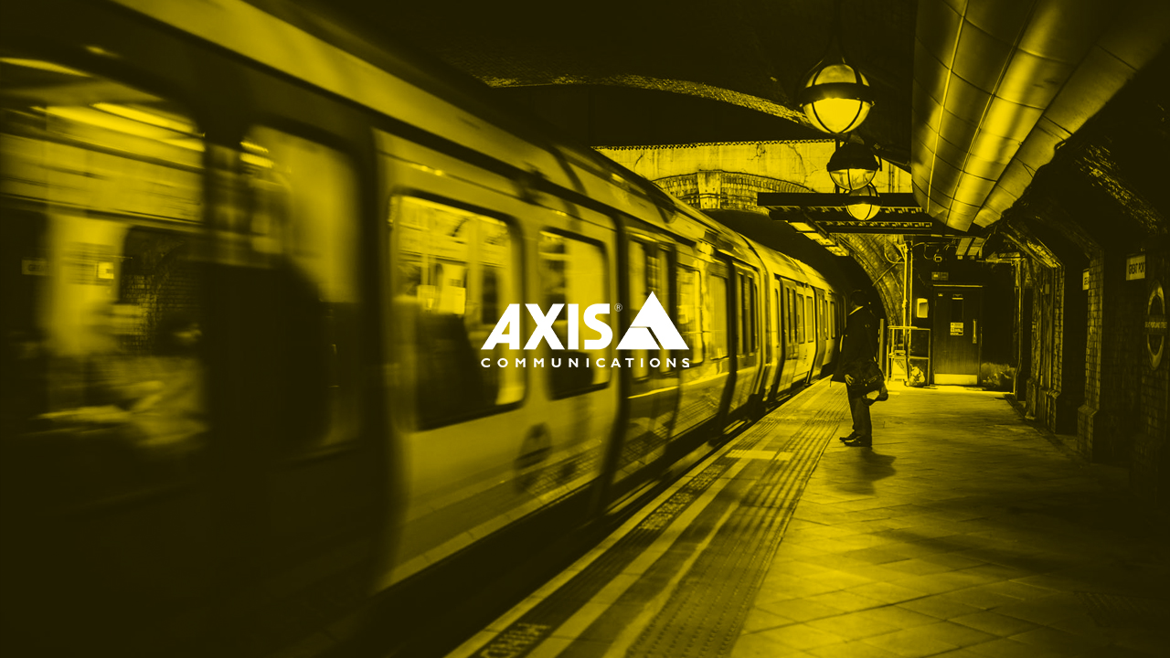 Axis: Video Surveillance's Value in Public Transport