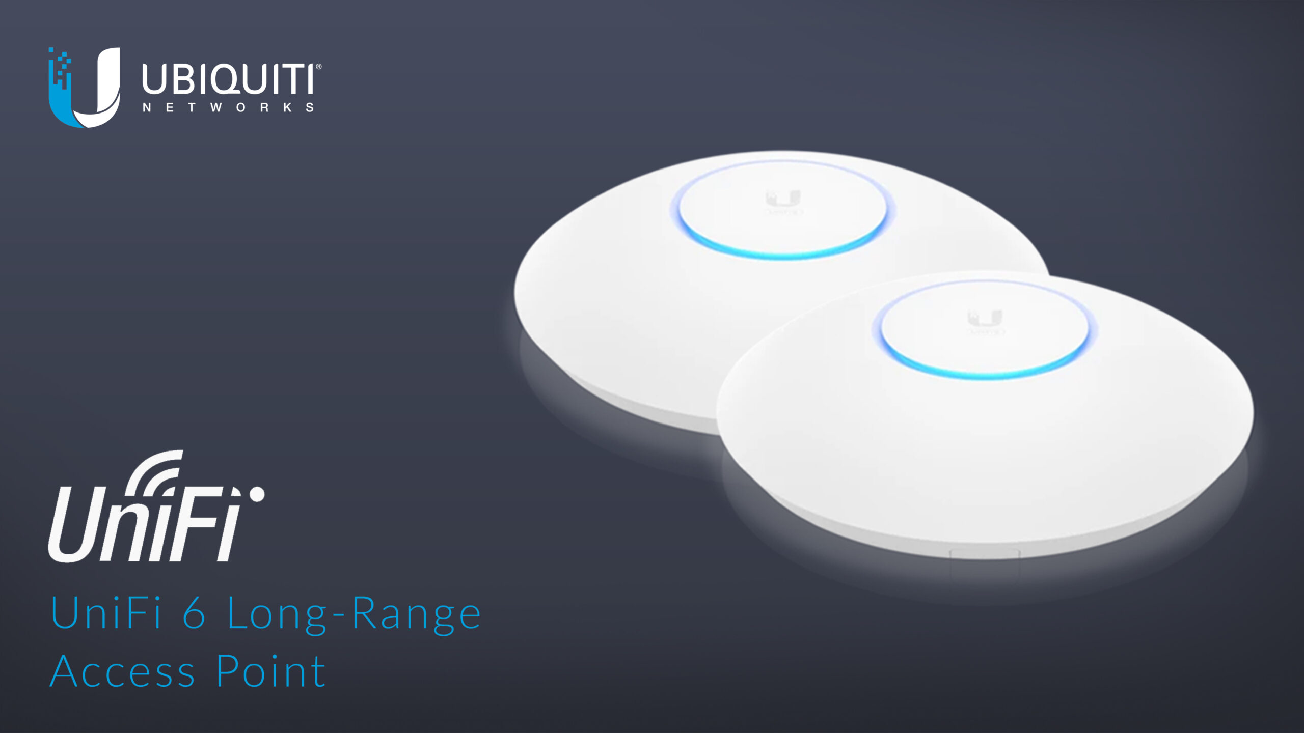 Ubiquiti UniFi 6 Long-Range Access Point