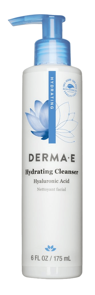 Derma E Hydrating Cleanser with Hyaluronic Acid