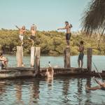 Virginia Key Outdoor Center Yoga Slack Event